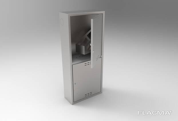 Шкаф пожарный для гидранта ШПГз-2