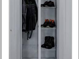 Шкаф сушильный для одежды и обуви ( 2-х дверный)