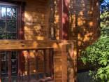 Шлифовка, покраска, конопатка, герметизация швов сруба, дома - фото 7