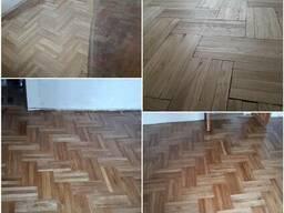 Шлифовка, Укладка, Реставрация пола в Гродно - фото 4