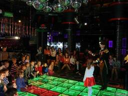 Шоу фокусника иллюзиониста для детей