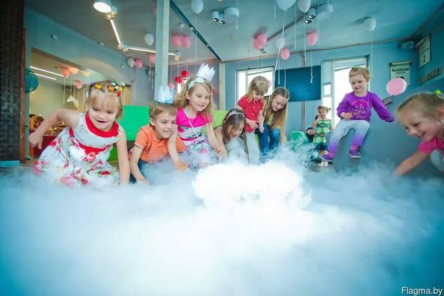 Шоу мастер класс на детский праздник