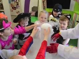 Шоу мастер класс на детский праздник - photo 2