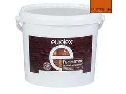 Шовный герметик для дерева Евротекс (Eurotex) 25 кг