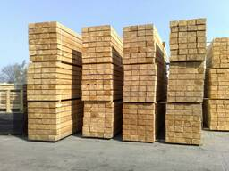Шпалы деревянные, доска, пиломатериалы, брус хвойных пород