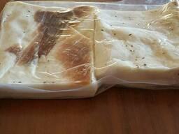 Шпик на шкуре соленый (в вакуумной упаковке)