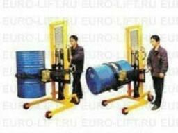 Штабелер бочкокантователь DA40B г/п 400 кг, в/п 1350 мм