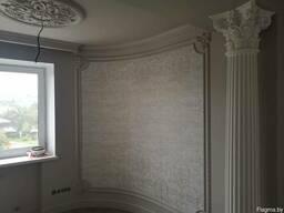 Штукатурка, шпатлёвка, выравнивание стен и потолков, отделка