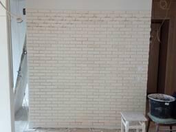 Штукатурка стен, малярные работы