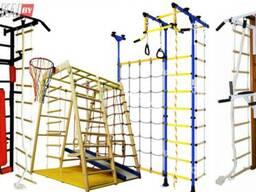 Шведские стенки для детей и взрослых. Спортивные комплексы