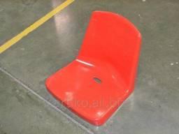 Сиденье антивандальное для стадионов из композитных. ..