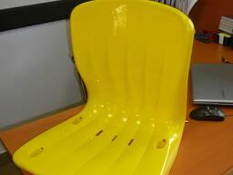 Сиденье пластиковое для стадионов Арена
