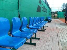 Сидение пластиковое для стадионов Форвард 01