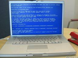 Синий экран. Восстановление Windows