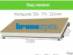 СИП панели с Kronospan 2500х1250х124/174/224