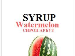 Сироп для кофе и коктейлей Арбуз Jolly Jocker Watermelon