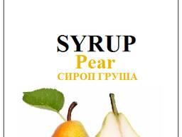 Сироп Груша Jolly Jocker Pear