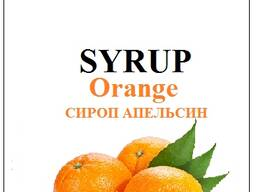 Сироп Jolly Jocker Апельсин Orange