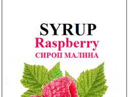 Сироп Jolly Jocker Малина Raspberry