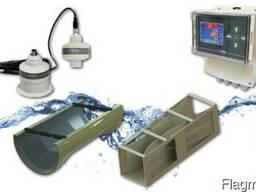 Система измерения расхода воды в открытых каналах VLW90M SG