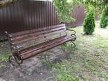 Скамейка садовая «Джек» 2 метра - фото 5