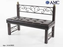 Скамья мягкая диван