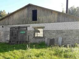 Складская база, вблизи г.Новополоцка