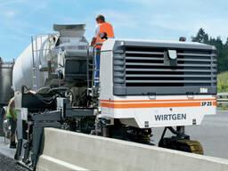 Скользящая форма для бетоноукладчика WIRTGEN SP25