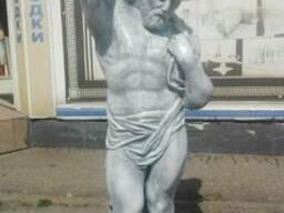 Скульптура атлант - фото 1
