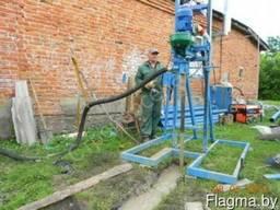 Скважина на воду в Могилёве и могилёвск. област.
