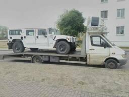 Служба эвакуации в Минске