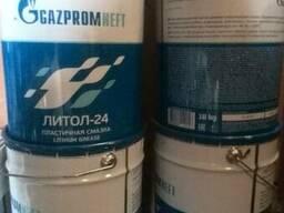 Смазка Литол-24 18кг.