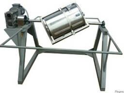 Смеситель пьяная бочка от 50 л из нержавеющей стали
