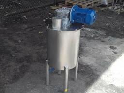 Смеситель, реактор, мешалка, емкость из нержавеющей стали