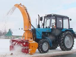 Снегоочиститель шнекороторный ФРС 200М