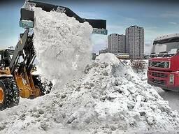 Снегоуборочные работы Минск и Минский район