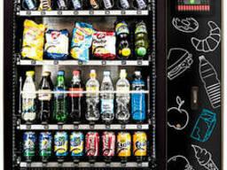Снековый автомат Unicum Food Box Touch
