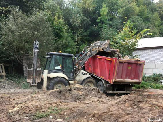Вывоз мусора, грунта