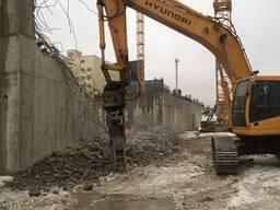 Снос и демонтаж зданий и сооружений в Витебске