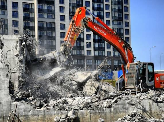 Демонтаж Зданий и Сооружений: снос домов, ветхих строений!