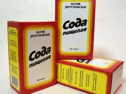 Сода пищевая Е500