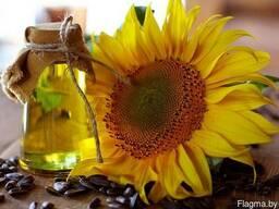 Соевое, рапсовое и подсолнечное масло