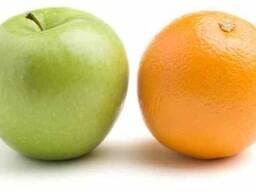 СОК яблочно-апельсиновый 3 литра (цена с банкой)