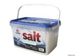 Соль для посудомоечных машин (гранулированная соль)