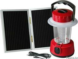 Солнечный светодиодный фонарь для кемпинга SCL 24
