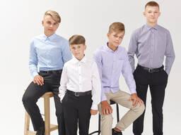 Сорочки для мальчиков всех возрастных групп