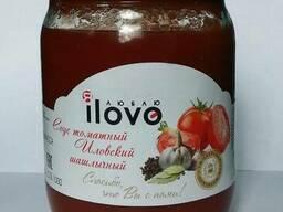 Соус томатный «Иловский шашлычный»