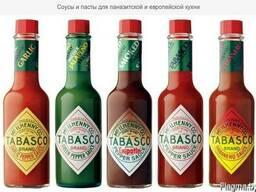 Соусы табаско «Tabasco»