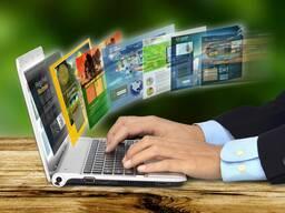 Создание сайтов. Продвижение в интернете.