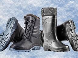 Спецодежда, рабочая обувь, перчатки ПВХ, рукавицы, краги